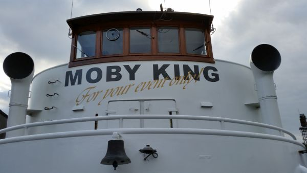 Tissetbv Moby King for your event only