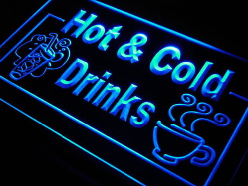 Hot  Cold Drinks Cafe